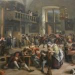 Jan van Steen painting