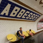 Les Abbesses Underground Station