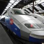 TGV at Le Gare de Lyon in Paris