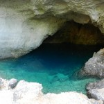 The Cave from which La Sorgue springs