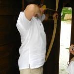 Wannabe archer