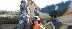 All Action Heroes- My Aussie Nephews