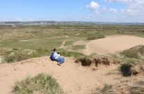 Braunton Burrows & Some Humongous Sand Dunes