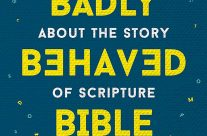 Book Review : The Badly Behaved Bible by Nick Page