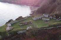 Clarence Battery by Drone