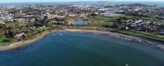 L'Ancresse Bay, Grand Havre & Vazon by Drone