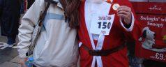 Santa Fun Run 2009 ….